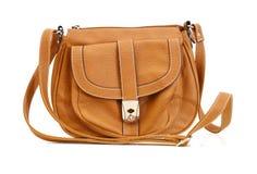Free Yellow Bag On White Background Stock Image - 120518781