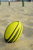 Yellow ball Royalty Free Stock Images
