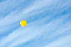Yellow Baloon Stock Photos