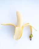 Yellow banana 2 Stock Photo