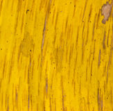 Yellow banana leaf Royalty Free Stock Images