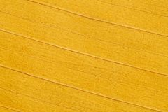Yellow banana leaf texture for pattern and background Stock Photos