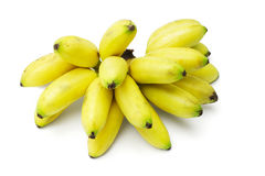 Yellow bananas Royalty Free Stock Image