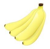 Yellow Bananas Stock Photo
