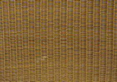 Yellow basket work background. Basketwork colorful seeing a detail of it for use to background Royalty Free Stock Image