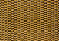 Yellow basket work. Basketwork colorful seeing a detail of it for use to background Royalty Free Stock Photography