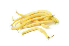 Yellow beans Stock Photos