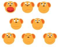 Yellow Bear Royalty Free Stock Photos