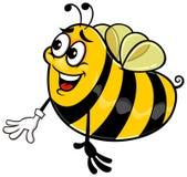 Yellow_bee_05 Стоковые Изображения RF