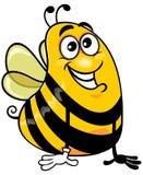 Yellow_bee_03 库存例证