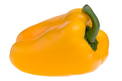 Free Yellow Bell Pepper- Isolated Stock Photos - 3655443