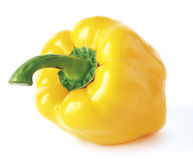 Yellow bell pepper Stock Image
