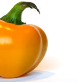 Yellow bellpepper Stock Images