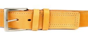 Yellow Belt Royalty Free Stock Image