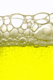 Yellow beverage Royalty Free Stock Image