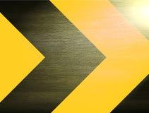 Yellow and black Stock Photos