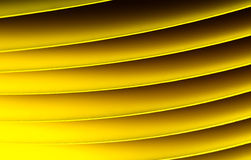 Yellow and Black Background Royalty Free Stock Photos