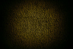 Yellow black canvas texture or background royalty free stock photos