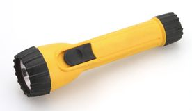 Yellow and Black Flash Light Royalty Free Stock Photo