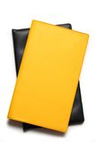 Yellow blank book Royalty Free Stock Photo