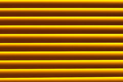 Yellow Blind Background Pattern Royalty Free Stock Photos