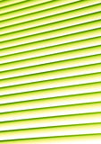 Yellow blinds royalty free stock photography