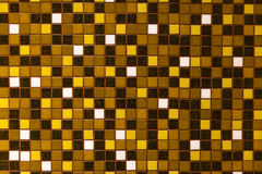 Yellow block background Royalty Free Stock Photography