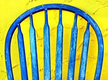 Yellow and Blue Stock Photos