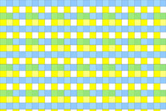Yellow and Blue background Royalty Free Stock Photos