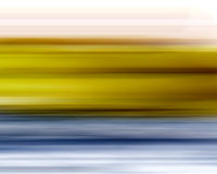 Yellow Blue Blur Background. A yellow and blue abstract blur background Stock Photos