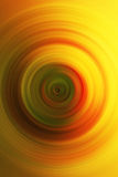 Yellow blurred background Royalty Free Stock Photo