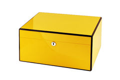 Yellow box Stock Photos
