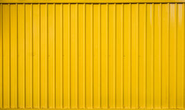 Yellow box container striped line textured. Background Stock Images