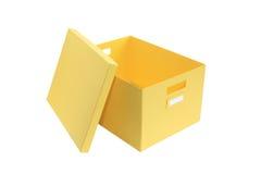 Yellow Box Stock Photography