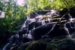 Yellow Branch Falls, SC stock image