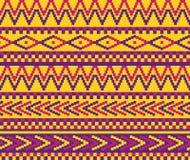 Yellow brazil pattern Royalty Free Stock Photos