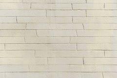 Yellow brick facade Royalty Free Stock Images
