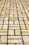Yellow brick road Royalty Free Stock Photos