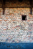 Yellow brick wall Royalty Free Stock Photography