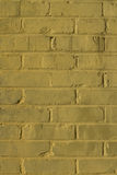 Yellow bricks Royalty Free Stock Photography