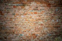 Yellow brickwork Stock Photo
