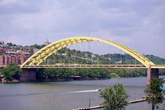 Free Yellow Bridge Royalty Free Stock Photos - 4394118