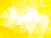 Yellow brightly background Stock Photo