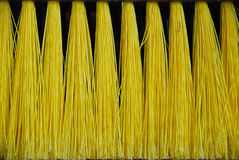 Free Yellow Broom Royalty Free Stock Photos - 9121148