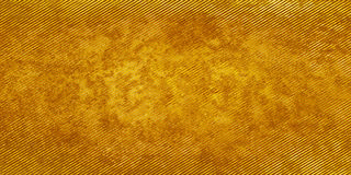 Yellow-brown striped background Royalty Free Stock Photography