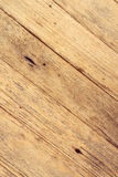 Yellow brown wooden texture background Stock Image