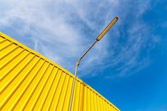 Yellow Building Stock Photos