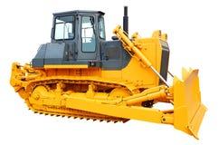 Yellow Bulldozer Stock Images