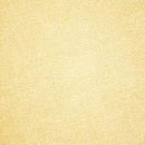 Yellow burlap texture Royalty Free Stock Photography
