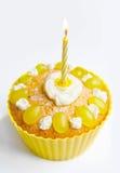 Yellow cake Stock Photography